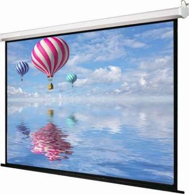 "iView M120 Manual Wall Projector Screen 240 x 180 cms (120"" Diagonal)"