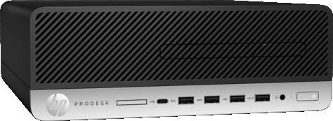 Hp Prodesk 600 G3 Small Form Factor Desktop Pc Intel