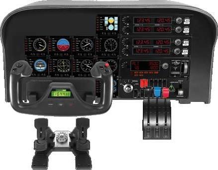 Logitech G Saitek Pro Flight Yoke System 945 000004 Buy