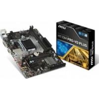 MSI H110M PRO-VD PLUS Socket 1151 DDR4 Max 32 GB Micro-ATX | 911-7A15-001