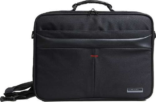 Kingsons Corporate Series 15 6 Laptop Shoulder Bag Black K8444w A