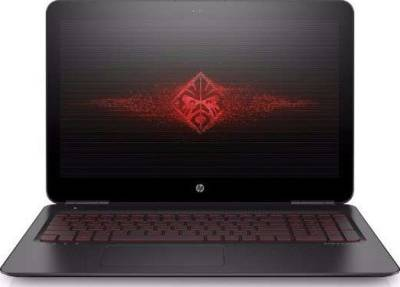 "HP OMEN 17 Black (Intel Core i7-7700HQ 2.6Ghz (4 Core-6MB) 16GB RAM 512GB SSD Wi-Fi and LAN Webcam Bluetooth 17"" UWVA 3840x2160 NVIDIA G-SYNC NVIDIA GeForce GTX1070 8GB Windows 10 64-Bit 