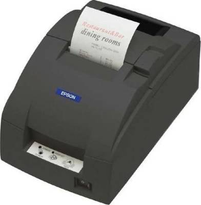 Epson TM-U220B,Ethernet, Auto-cutter Thermal printer Black