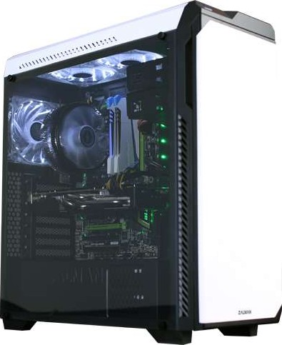 zalman z9 neo plus white atx mid tower computer case buy. Black Bedroom Furniture Sets. Home Design Ideas