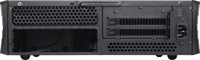 Silverstone Technology Raven Z Mini Itx Dtx Small Form Factor Sfx Computer Case With