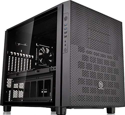 Thermaltake Core X5 Cube Black Computer Cases Cube Pc