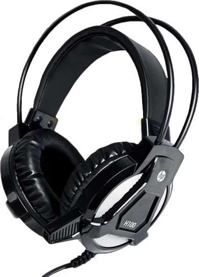 Hp H100 Wired Gaming Headset 1qw66aa Buy Best Price In