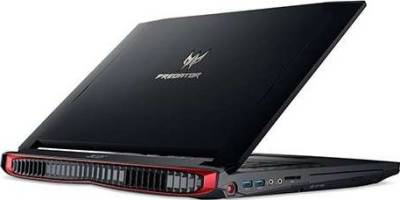 "Acer Predator 17  Black (Intel core i7 32GB RAM 2TB+256GB SSD 8GB GTX 1070 17.3"" Full HD IPS DVD±RW 4GB GF Windows 10) Engl/Arab) 