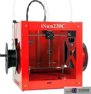 iSun Builder230c 3D Printer | isun230c