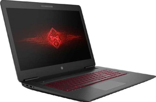Hp 17t Omen Intel Core I7 7700hq 2 6ghz 4 Core 6mb
