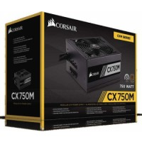 Corsair CX750M 750W Watt Bronze Power Supply | CP-9020061-UK