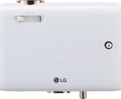 Lg Ph550g Minibeam Led Projector With Built In Battery