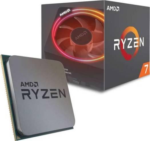 Amd Ryzen 7 2700x 8 Core Socket Am4 4 3ghz Desktop Cpu