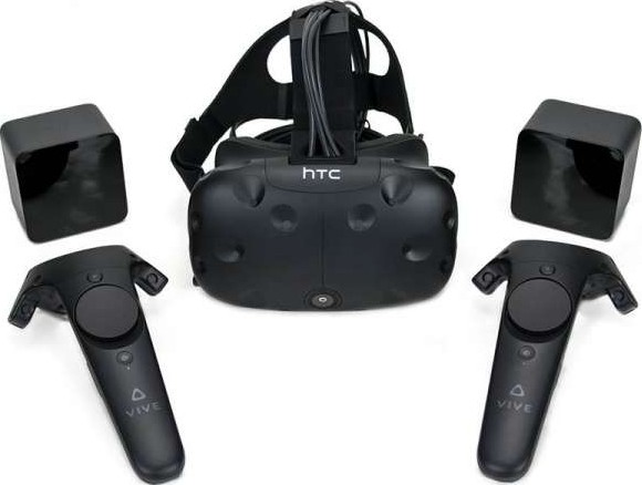 Htc Vive 1 5 Virtual Reality Headset Standard Pack With